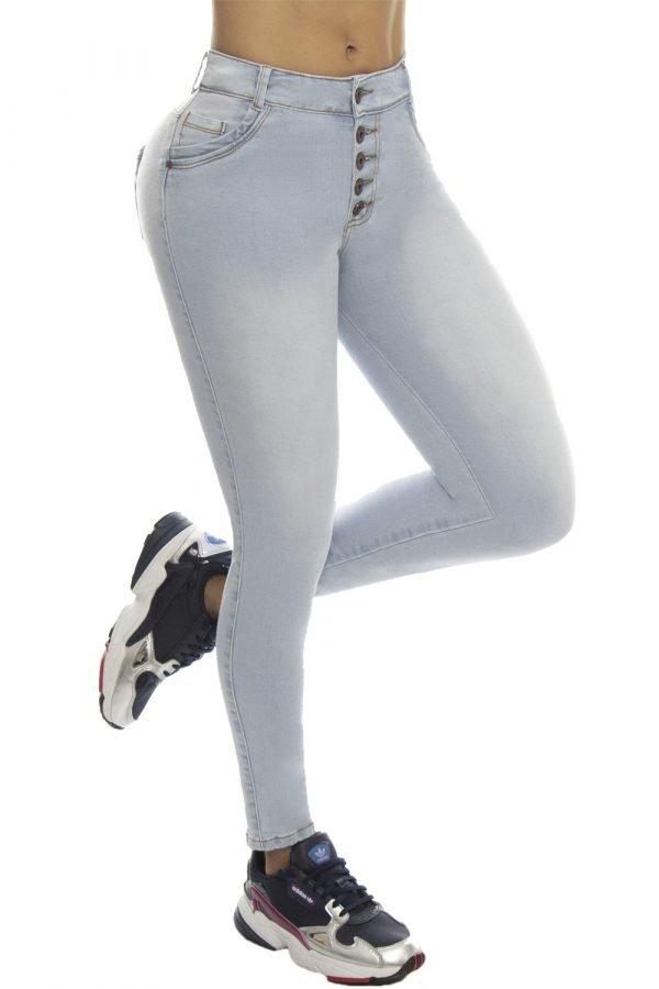 Jeans clásico sky blue B 742