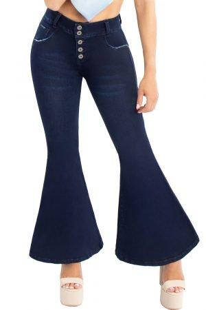 Jeans levanta cola acompanado UP-833