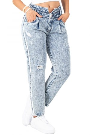 Jeans de Moda Colombia estilo baggy UP-923